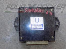 Centralina motore Control module ECU Hitachi 33920 - 83023  per    Suzuki SJ 413  carburatore '86/89