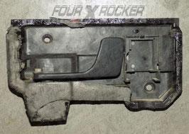 Maniglia nera interna apriporta sportello posteriore SX  ALR2613 Range Rover 2 P38