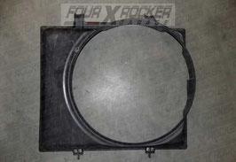 Convogliatore cover aria radiatore motore Range Rover 2 P38 2.5td BMW