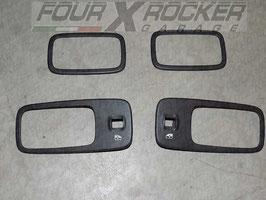 Cover maniglie apriporta interne Jeep Cherokee XJ 97/01 5 porte