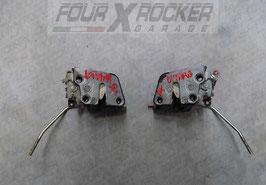 Serrature chiusure scontri sportelli portiere sportelli anteriori Suzuki Vitara 3 Porte