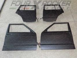 Portiere sportelli anteriori / posteriori Jeep Cherokee XJ - 5 porte - 84/96