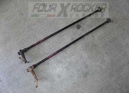Coppia barre torsione Mitsubishi Pajero 2
