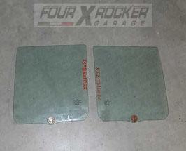 Vetri scendenti cristalli portiere posteriori Jeep Cherokee XJ 5 porte