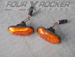 Coppia frecce laterali parafango Hyundai Galloper