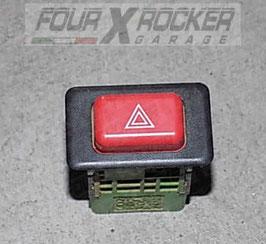 Tasto pulsante interruttore emergenza 4 frecce Mitsubishi Pajero 2 GLX