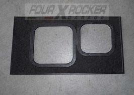 Cover tappettino in gomma tunnel centrale cambio Land Rover Discovery 1 200tdi