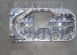 Piastra supporto attacco coppa olio motore HRC 2171 Land Rover Discovery 1 200Tdi