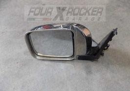 Specchietto retrovisore cromato elettrico SX Nissan Patrol GR Y61