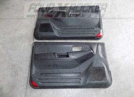 Coppia pannelli portiere interne in plastica Mitsubishi Pajero Pinin 3 porte