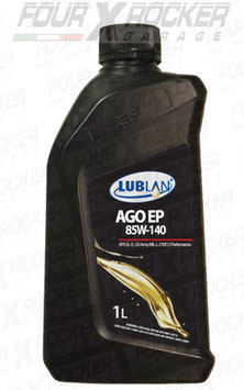 OLIO CAMBIO - DIFFERENZIALE  1L LUBLAN AGO EP 85W-140