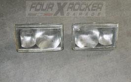 Faro fanale proiettore luce anteriore Range Rover 2 P38
