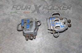 Coppia Cerniere portiera sportello posteriore DX / SX Jeep Grand Cherokee ZJ