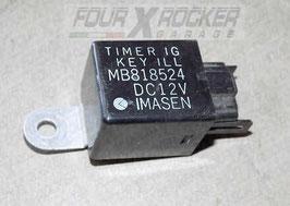 Relè modulo centralina illuminazione timer chiave di accensione Mitsubishi Pajero 2