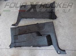 Coppia pannelli posteriori laterali Mitsubishi Pajero Pinin 3 porte