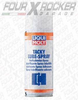 SPRAY LUBRIFICANTE ADERIBILE 400ml TACKY LUBE-SPRAY