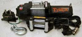 VERRICELLO TYREX ATV 4000 CON CAVO IN ACCIAIO - FXR4000A