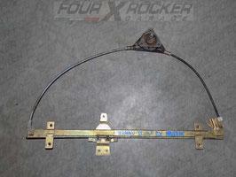 Macchinetta meccanismo manuele alzacristalli alzavetri portiera anteriore DX Nissan Terrano 2 - Ford Maverick