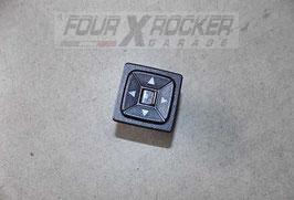 Tasto pulsante interruttore regola specchietti retrovisori laterali Jeep Grand Cherokee ZJ