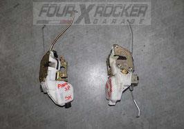 Serratura scontro chiusura portiera sportello + attuatore anteriore Mitsubishi Pajero Pinin 3 porte