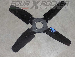 Ventola raffreddamento radiatore motore Land Rover serie 3 2.3D