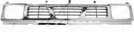 GRIGLIA MASCHERINA  CALANDRA CROMATA  NISSAN KING CAB  93-97  /  FXR-PQR65