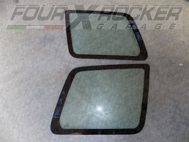Vetri cristalli fissi posteriori Mitsubishi Pajero Pinin 3 porte