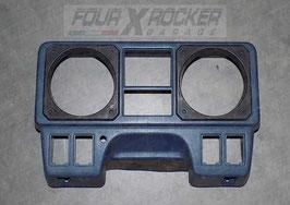 Cover quadro strumenti contachilometri tachimetro blu Mitsubishi Pajero 1'serie