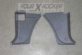 Coppia pannelli di rivestimento sotto cruscotto Nissan Terrano 2 3 porte 97-99