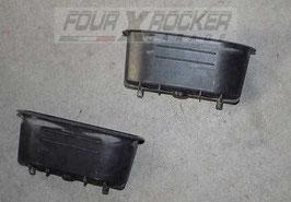 Coppia conchiglie pannelli laterali tiraporta interni Suzuki Vitara