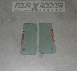 Vetri fissi voletti portiere posteriori Jeep Cherokee XJ 5 porte