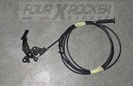 Manettino + cavo filo sportellino carburante Nissan Terrano 2 2.7td 97-99