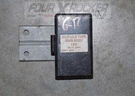 Centralina chiusura centralizzata Door Lock Timer 28451 89907 Nissan Patrol GR Y60