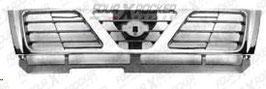 GRIGLIA MASCHERINA CALANDRA RADIATORE GRIGIA-CROMATA NISSAN PATROL GR Y61 98-01 / FXR-DTZX6