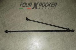 Kit barra sterzo + barra accoppiamento Suzuki SJ 410 - SJ 413 /  Ponti Stretti