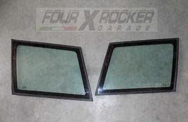 Vetro cristallo fisso laterale cofano posteriore Jeep Grand Cherokee ZJ