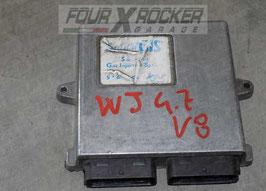 Centralina modulo Unità controllo iniezione Injection control unit ICU AEB 2568 B Jeep Grand Cherokee WJ 4.7 99-04