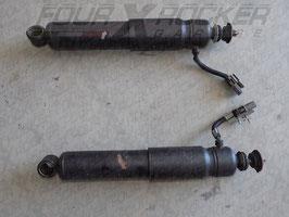 Coppia Ammortizzatori anteriori originali con regolazione elettrica Nissan Terrano 1 'serie