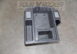 Tunnel vano console centrale portaoggetti Mitsubishi Pajero 2 GLX - 3 porte