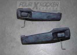 Maniglie apriporta esterne sportelli posteriori Jeep Cherokee XJ 3 - 5 porte  84-96
