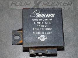 Centralina modulo Relè Guilera unidad Contol Limpia 12v (17 3501 - 28575 G9800) Nissan Patrol GR 2.8 TD