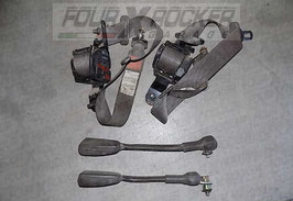 Kit cinture di sicurezza Nissan King Cab D21