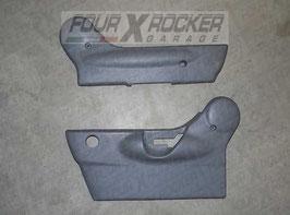Coppia cover sedile anteriore SX (lato guida) Nissan Terrano 2 97-99