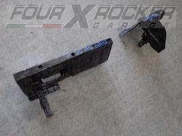 Coppia Traverse di supporto paraurti posteriore Mitsubishi Pajero Pinin