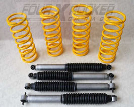 ASSETTO KIT RIALZO TRIAL + 5 CM PER LAND ROVER DISCOVERY 2 TD5 / FXR-03121