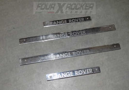 Kit cover lamiere battitacco interno in metallo Range Rover 2 P38