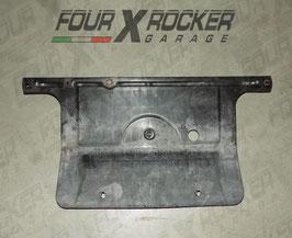 Cover protezione bandella paratiranteria radiatore sotto motore Suzuki Samurai - SJ 410