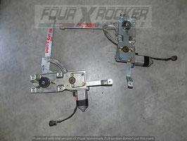 Alzacristalli alzavetri elettrici portiere posteriori + motorini alzavetri Land Rover Discovery 1 200tdi  5 porte