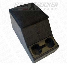 CUBBY BOX  NERO CON MESH DI COPERTURA LAND ROVER DEFENDER / FXR-01603MESH