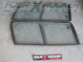 Vetri cristalli laterali scorrevoli DX / SX hard top Daihatsu Rocky